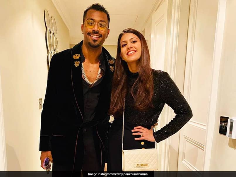 Hardik Pandya Thanks Sister-In-Law For Wonderful Welcome For His Baby Boy