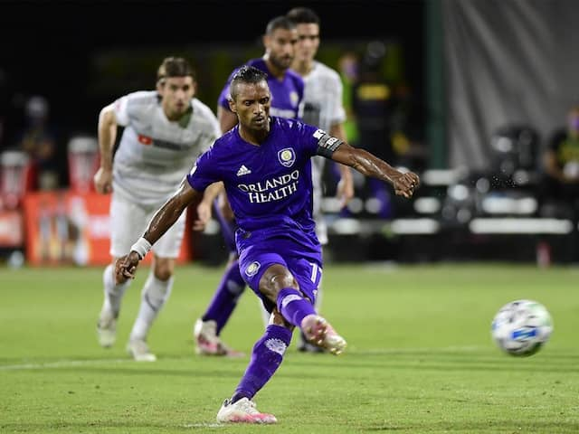 Nani Fires Orlando Into MLS Restart Semi-Finals