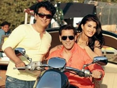 Jacqueline Fernandez's Birthday Gift From Sajid Nadiadwala - <i>Kick 2</i> With Salman Khan