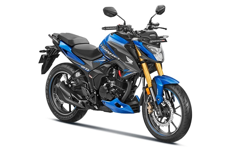 The new Honda Hornet 2.0 will feature Maxxis Extramaxx dual compound tyres