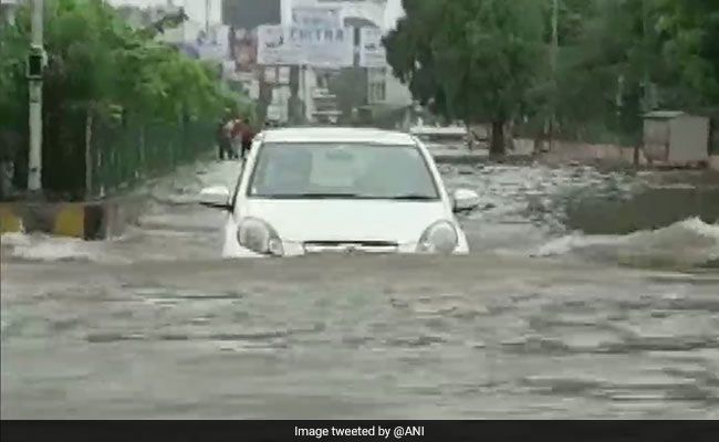 Widespread Rains Across Gujarat, More Showers Likely; 13 NDRF Teams Deployed