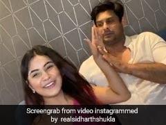 Shehnaaz Gill ने लाइव सेशन के दौरान Sidharth Shukla को जड़ दिया जोरदार थप्पड़, तो एक्टर ने यूं किया रिएक्ट- देखें Video