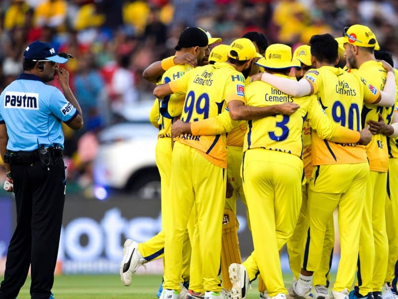 CSK Camp, Except Two, Test COVID-19 Negative. Team To Train From Friday: Sources