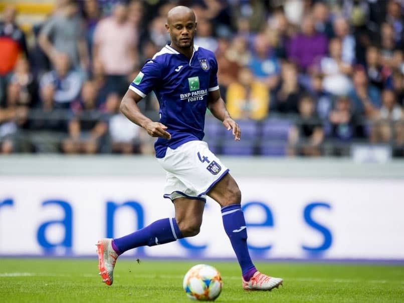Vincent Kompany Hangs Up Boots To Become Anderlecht Manager