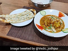 COVID Curry And Mask Naan, Jodhpur Eatery's COVID Special Dishes Are Going Viral