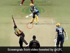 CPL 2020: राशिद खान ने अजीबोगरीब तरह से जड़ा छक्का, देख हैरान रह गया गेंदबाज... देखें Video