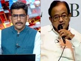 "Video : ""Sonia Gandhi Will Be President For A Short Duration': P Chidambaram"