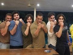 Raksha Bandhan 2020: Salman, Sohail, Arbaaz's <I>Khan</i>-Tastic Rakhi Pics Pack A Punch