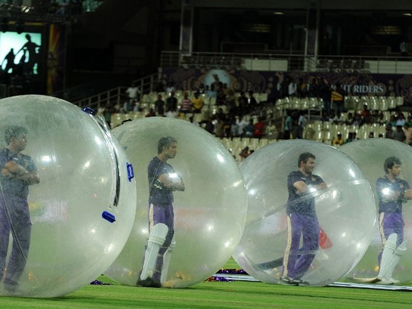"IPL 2020: Kolkata Knight Riders Share Epic ""Bio-Bubble"" Throwback Pic From 2012"