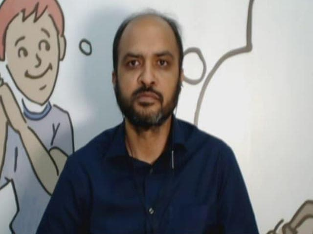 Video : No Issues Inside Centre, But Outside A Complete Nightmare: NEETprep.com CEO To NDTV