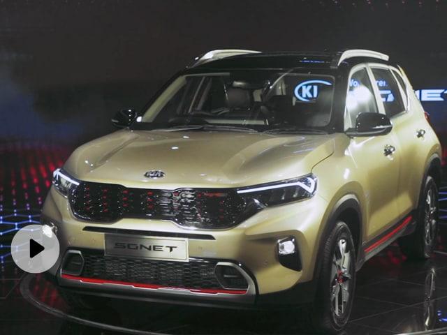 Kia Sonet: Segment-First Features The Latest Hyundai Venue Rival Gets