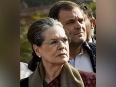 Sonia Gandhi, Son Rahul To Miss First Part Of Parliament Session