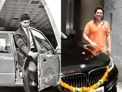 Sachin Tendulkar Is Looking For His First Car. Can You Guess Which?