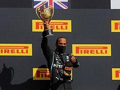British Grand Prix: Lewis Hamilton Enjoys Double Success With Sense Of Relief