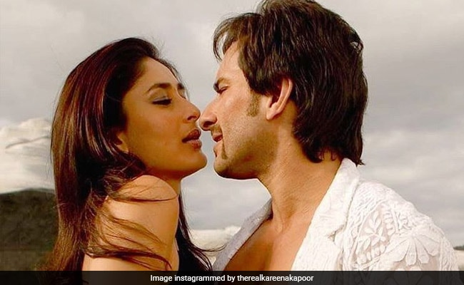 Saif Ali Khan's 50th Birthday Celebrations Ended With Kareena Kapoor's 'Favourite' Film