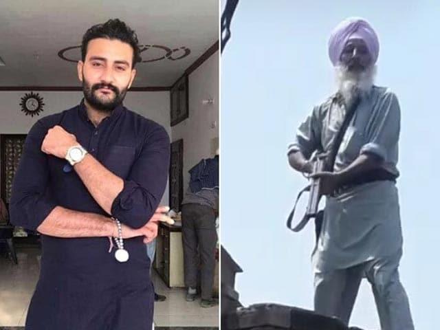 "Video : Ex-Army Man Kills Punjab Chemist After Facebook Fight Over ""Selling Drug"""