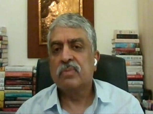 Video : Manufacturing In India Now Viable For Investors: Nandan Nilekani