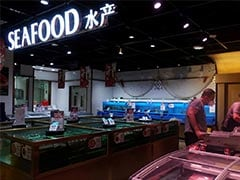 Coronavirus Found On Frozen Seafood Packaging In China For Second Time