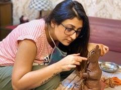 Ganesh Chaturthi 2020: Juhi Parmar And Other TV Stars Made Ganpati Idols At home
