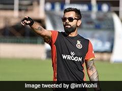 """Good Training Sessions"": Virat Kohli All Smiles As He Gears Up For IPL 2020"