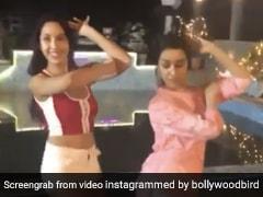 Nora Fatehi ने Shraddha Kapoor को 'दिलबर' सॉन्ग पर यूं सिखाया बेली डांस, Video ने मचाया सोशल मीडिया पर धमाल