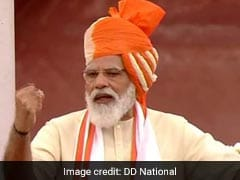 PM Modi Addresses Nation From Red Fort On 74th Independence Day: Highlights