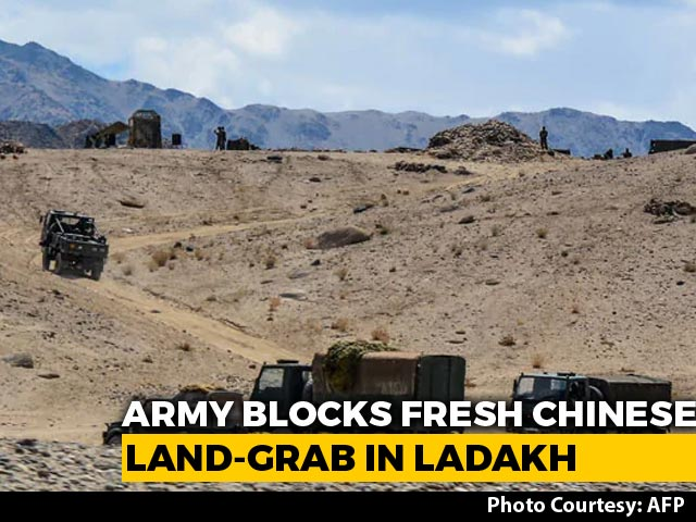 "Video : China Says ""Taking Countermeasures"" As India Foils Ladakh Move"