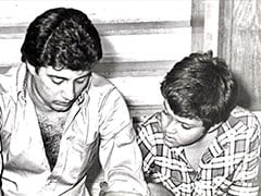 Sunny And Bobby Deol In A Major Blast From The Past. Pic Courtesy Dharmendra