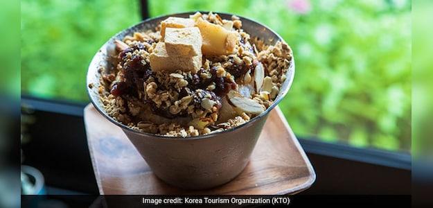 Move Over Your Regular Ice Cream; Make This Korean Bingsu In 20 Minutes