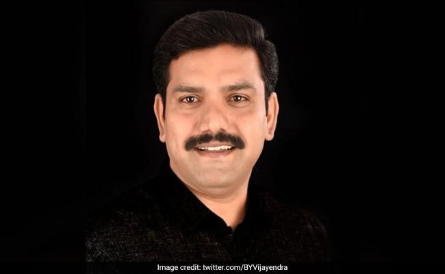 BS Yediyurappa's Son Appointed As Karnataka BJP Vice President