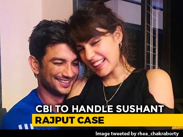 """Video : """"Need Of The Hour"""": CBI To Handle Sushant Rajput Case, Says Supreme Court"""