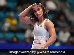 Coronavirus: Vinesh Phogat Pulls Out Of National Camp Citing Health Risk, Irks Wrestling Federation Of India