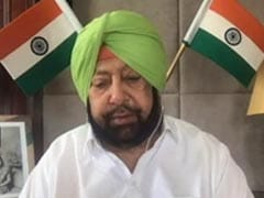 Amend State Laws To Shield Farmers From Centre's Attack: Amarinder Singh