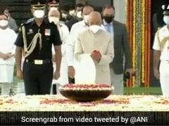 पूर्व PM वाजपेयी की पुण्यतिथि : राष्ट्रपति-प्रधानमंत्री ने किया नमन, 'सदैव अटल' पहुंचकर दी श्रद्धाजंलि