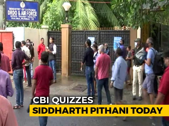 Video : Two Key Witnesses Questioned By CBI In Sushant Singh Rajput Death