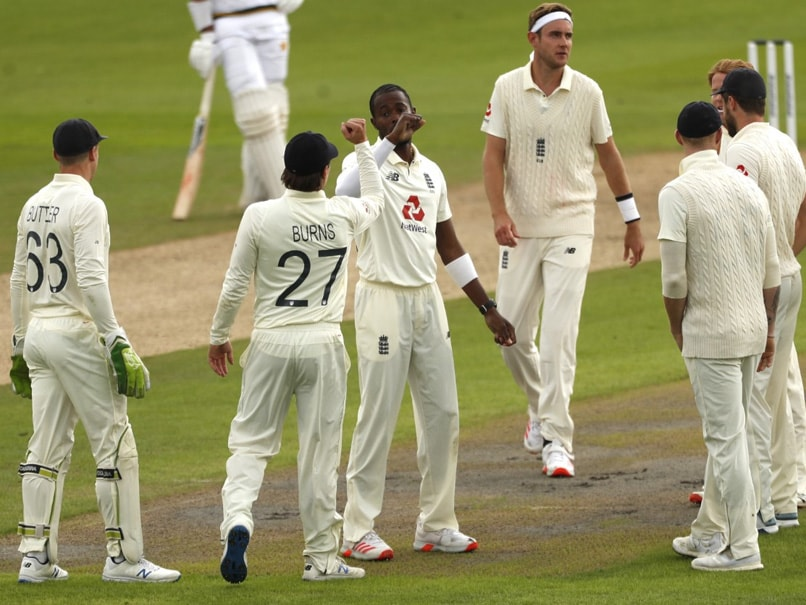 England vs Pakistan: Jofra Archer Roars In Manchester, Shatters Abid Ali's Stumps. Watch