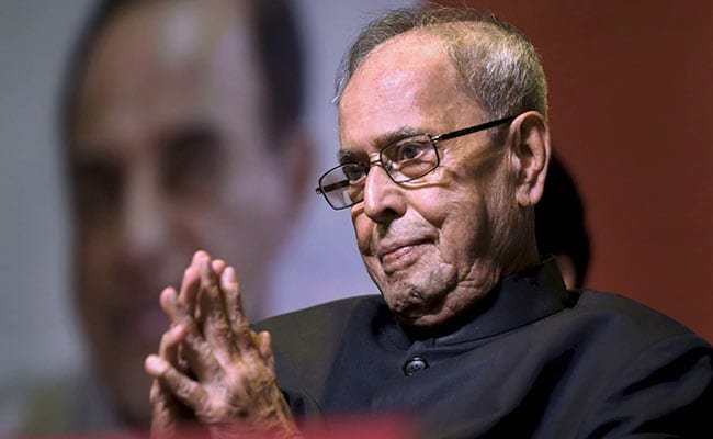 What Pranab Mukherjee Wrote On 'End of Congress's Charismatic Leadership'