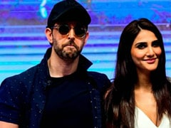 To Birthday Girl Vaani Kapoor, With Love From Hrithik Roshan, Katrina Kaif And Other Stars