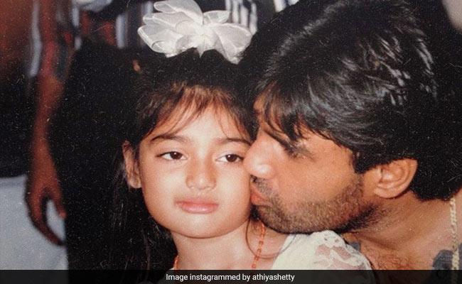 On 'Wisest Teacher' Suniel Shetty's Birthday, Daughter Athiya Shares Major Throwbacks