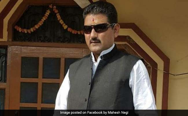 Uttarakhand BJP MLA Charged For Rape, Says Part Of Conspiracy To Defame Him