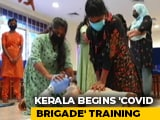 Video : Kerala's Young Join COVID Brigade To Save Lives Ahead Of Forecast Surge