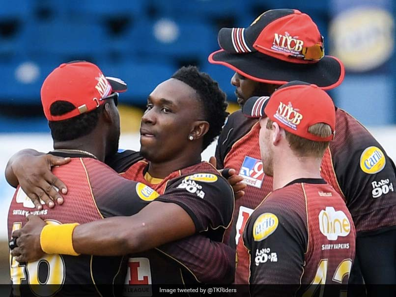 """""""Miss Singing And Dancing In The Stands"""": Shah Rukh Khan Congratulates TKR For Wonderful Run In CPL 2020"""