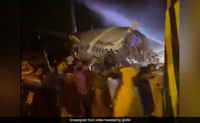 Air India Express Plane Skids Off Runway, Passengers Evacuated
