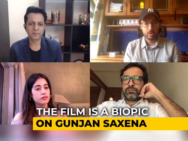 Spotlight: Janhvi Kapoor, Pankaj Tripathi On Bringing Gunjan Saxena's Story To Life & More