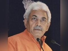 Manoj Sinha Appointed J&K Lieutenant Governor After GC Murmu Resigns