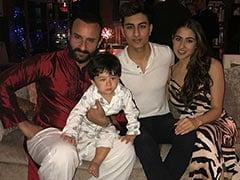 Ibrahim Ali Khan's One Word Response To Saif And Kareena Kapoor's Baby Announcement