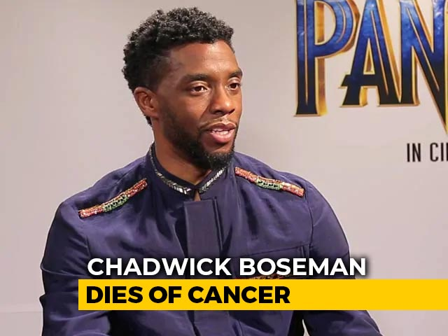 Video : Chadwick Boseman's Reaction When He Was Offered <i>Black Panther</i>(Aired: February, 2018)