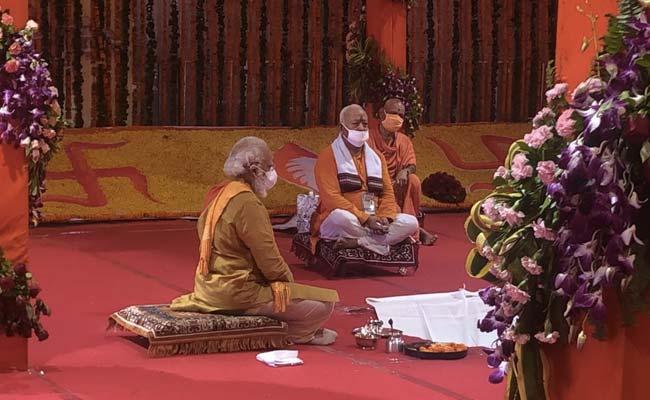Mathura Celebrates As Ayodhya Bhumi Pujan Takes Place
