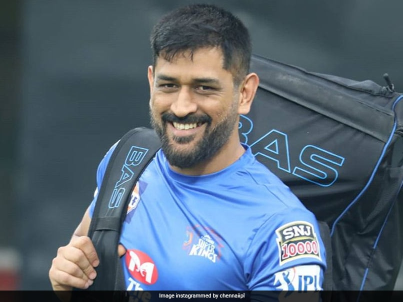 "IPL 2020: CSK Share A Picture Of MS Dhoni Sporting A Smile They ""Can't Wait  To See"" 