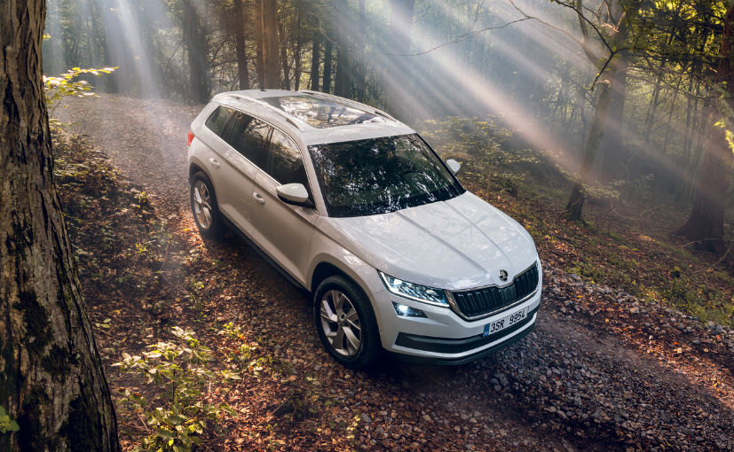 The Skoda Kodiaq TSI BS6 will be offered with just the 7-speed DSG gearbox when it goes on sale